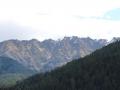 Des montagnes, encore des montagnes...