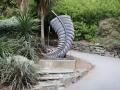 """La """"silver fern"""", emblème de la Nouvelle-Zélande. On comprend vite pourquoi."""