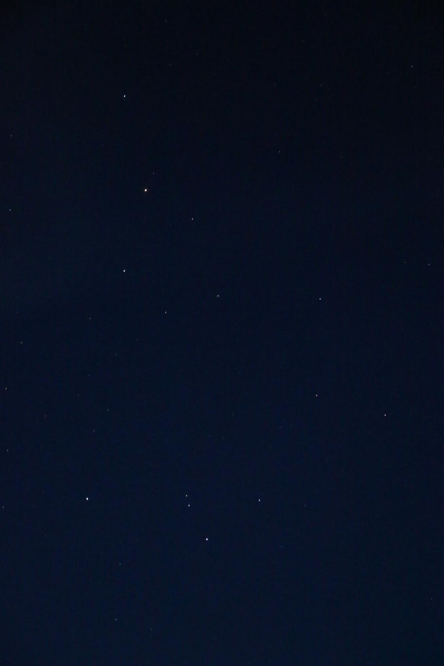 et le ciel néo-zélandais.